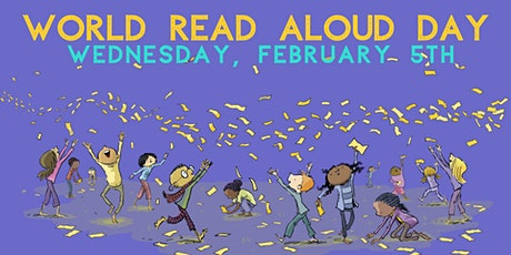 World Read Aloud Day Story Time tickets