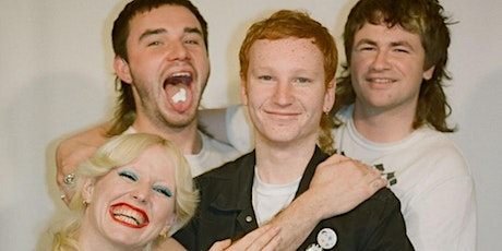 Amyl and the Sniffers with guests tickets