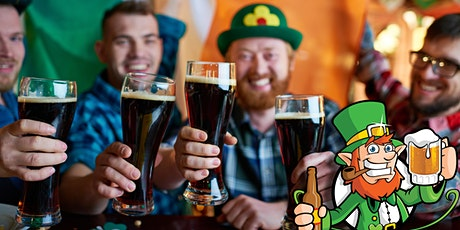 The Great St. Paddys Day Pub Crawl: Raleigh 2020 tickets