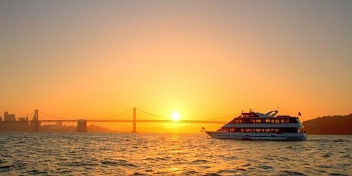 Valentine's Day Dinner Cruise on San Francisco Bay
