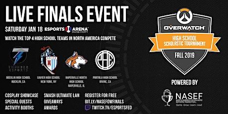 Overwatch® High School Scholastic Live Finals Event tickets