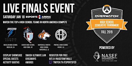 Overwatch® High School Scholastic Live Finals Event