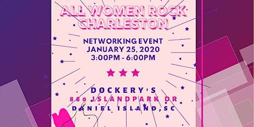 All Women Rock Charleston Networking Event
