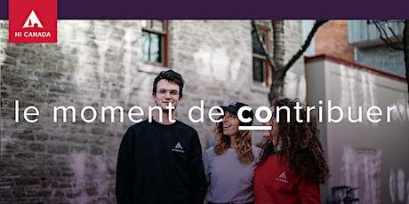 Consultation : Émission d'obligations communautaires par HI Canada billets