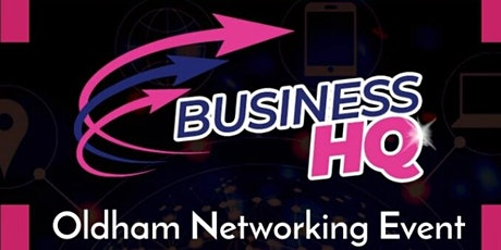 BusinessHQ Networking Event tickets