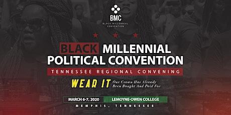 Black Millennial Political Convention - Tennessee Regional Convening tickets