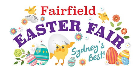 Fairfield Easter Fair - Unlimited Ride Wristbands! tickets