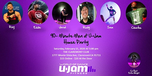 World of Dance Men of U-Jam 90 Minute House Party