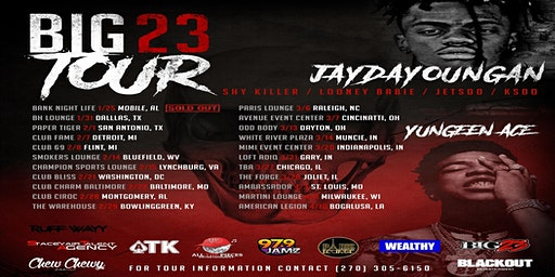 Big 23 Tour Joliet Stop