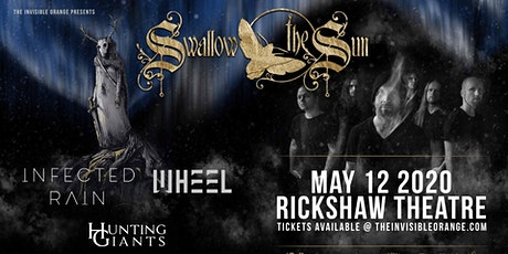 Swallow The Sun with Infected Rain, Wheel, Hunting Giants tickets