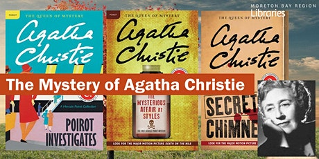 The Mystery of Agatha Christie - Bribie Island Library tickets
