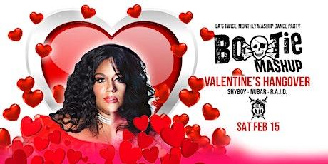 Bootie Mashup: Valentine's Hangover tickets