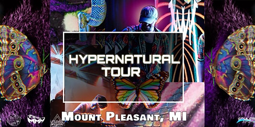 Wreckno + Super Future: Hypernatural Tour (Mount Pleasant, MI)