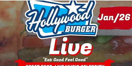 Hollywood Burger Live tickets