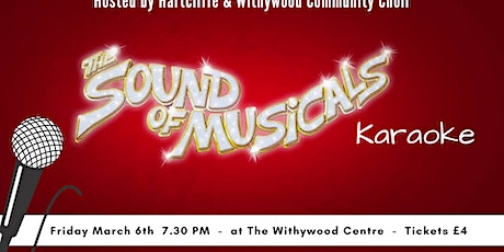The sound of the Musicals: Karaoke! tickets