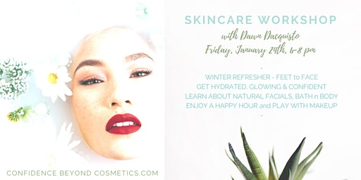 SKINCARE WORKSHOP & REVIEW