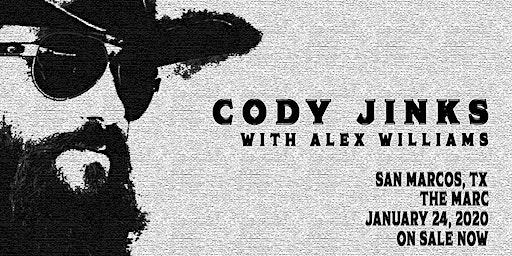 1.24 | CODY JINKS | SAN MARCOS TX | THE MARC