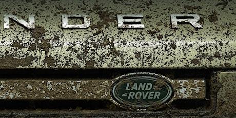 Exklusive Vorpremiere Land Rover Defender 2020 Tickets