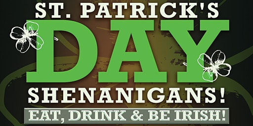Kegs & Eggs St. Paddy's Day Party at Back Bay Social!