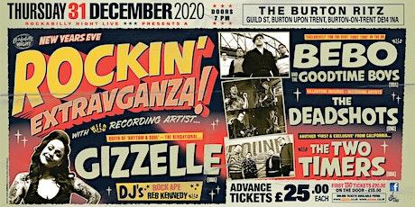 New Years Eve Rockin' Extravaganza tickets