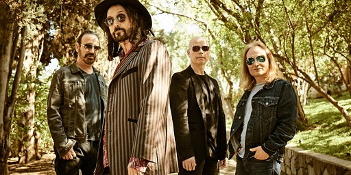 THE DIRTY KNOBS WITH MIKE CAMPBELL and SPECIAL GUEST SAMMY BRUE