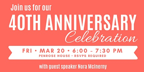 Pikes Peak Hospice 40th Anniversary Celebration