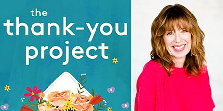 Meet & Greet with Nancy Davis Kho, Author of The Thank-You Project tickets