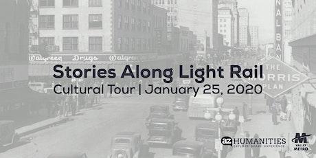 Stories Along Light Rail Cultural Tour tickets