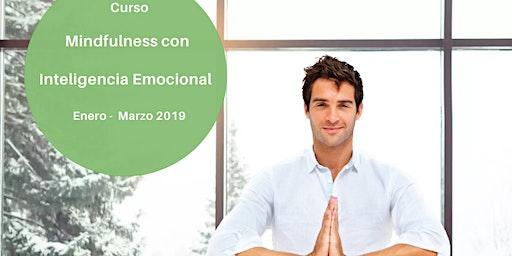 Curso Mindfulness con Inteligencia Emocional ENERO-MARZO. Horario de Mañana.