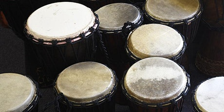 Drumming for Seniors tickets