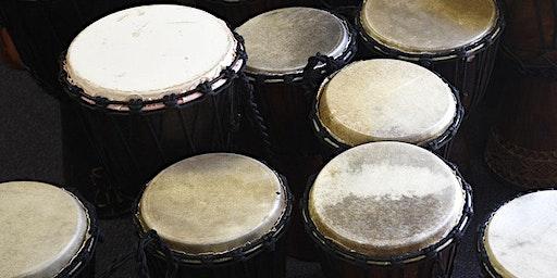 Drumming for Seniors