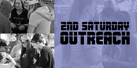 2nd Saturday Outreach tickets