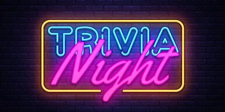 Trivia Quiz Night Fundraiser tickets
