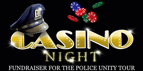 Casino Night 2020 w/ the Police Unity Tour! tickets
