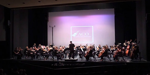 Aiken Civic Orchestra Sultry Strings