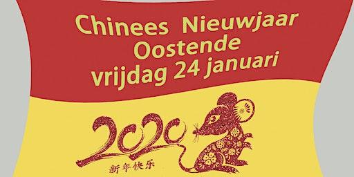 Chinees Nieuwjaar Oostende