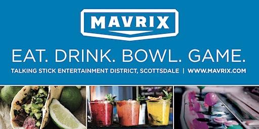 Mavrix Hiring Event
