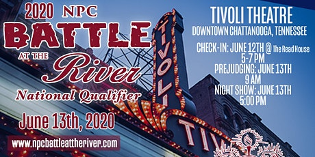 2020 NPC Battle at The River Athlete Registration tickets
