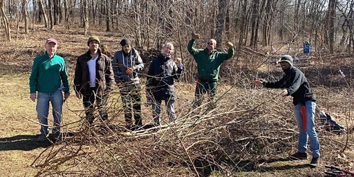 MLK Day of Service in Nature