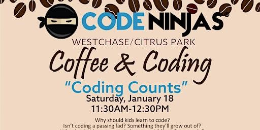 Coffee & Coding: Coding Counts!