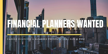 WANTED: Financial Planners  - Meet the Associates  (Las Vegas, NV) tickets