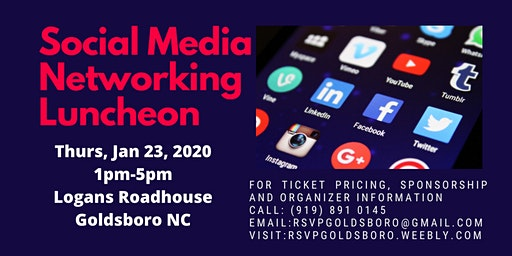 Social Media Networking Luncheon