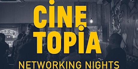 January Cinetopia Networking Night 2020! tickets