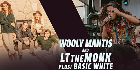 Wooly Mantis + LTtheMonk tickets