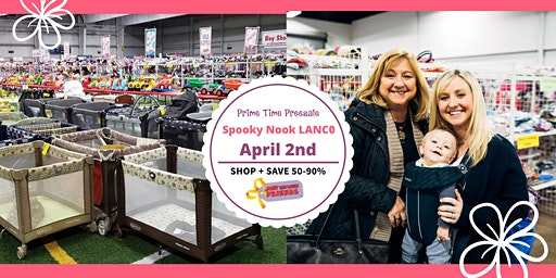 JBF Lancaster, Spring 2020:  Prime Time ($10 Admission)