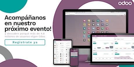 Ciudad de México: Conviértete en un implementador de Odoo boletos