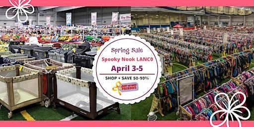 JBF Lancaster, Spring 2020:  Public Sale (FREE)