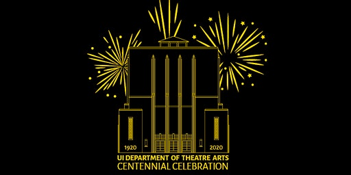 UI Theatre Arts Centennial National Party