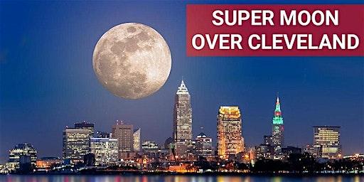Super Moon Shoot Over Cleveland February