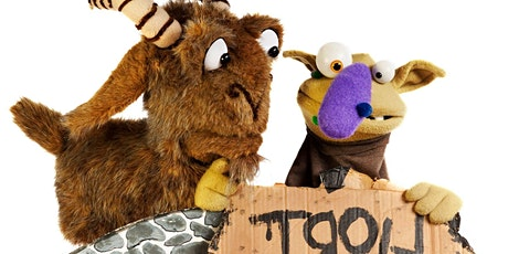 Billy Goats Gruff and Other Stuff : Puppet Show! tickets